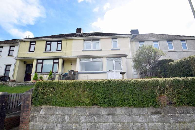 3 Bedrooms Terraced House for sale in 7 Heol Pandy, Llangeinor, Bridgend, Bridgend County Borough, CF32 8RA.