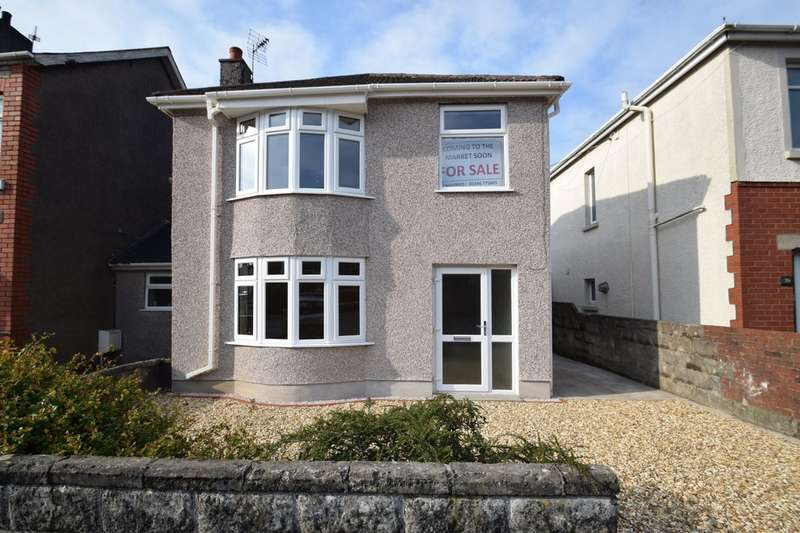 3 Bedrooms Detached House for sale in 32 Grove Road, Bridgend, Bridgend County Borough, CF31 3EF.