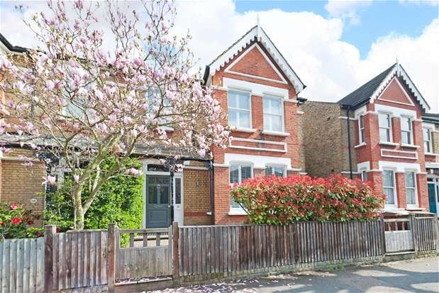 5 Bedrooms Semi Detached House for sale in South Croxted Road, Dulwich