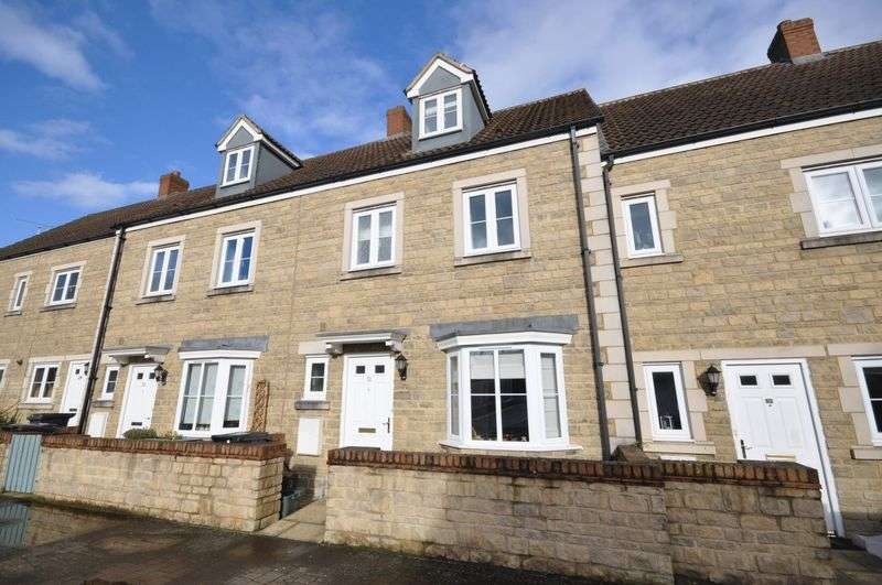 4 Bedrooms Terraced House for sale in Adderwell Road, Frome