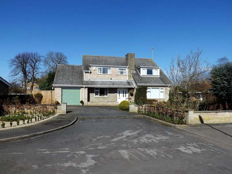 3 Bedrooms Detached House for sale in The Shrubbery, Chatteris