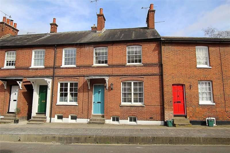 2 Bedrooms Terraced House for sale in Fishpool Street, St. Albans, Hertfordshire, AL3