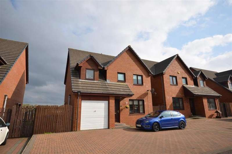 4 Bedrooms Detached Villa House for sale in 13 Morton Drive, Dalrymple, KA6 6QA