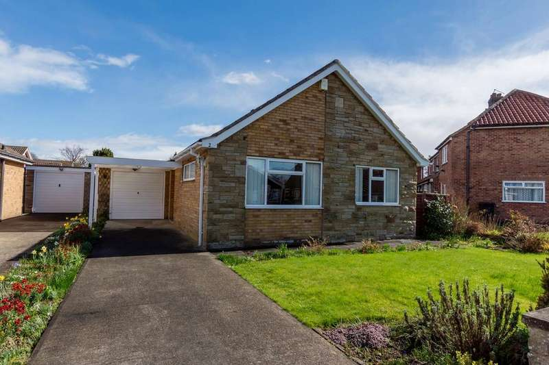 2 Bedrooms Detached Bungalow for sale in Kingsclere, Huntington, York