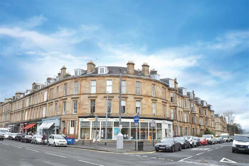 2 Bedrooms Flat for sale in 2/1a, 120 Nithsdale Road, Pollokshields, G41 5RB