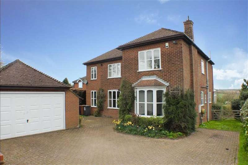 5 Bedrooms Detached House for sale in Horn Hill, Whitwell, Hertfordshire, SG4