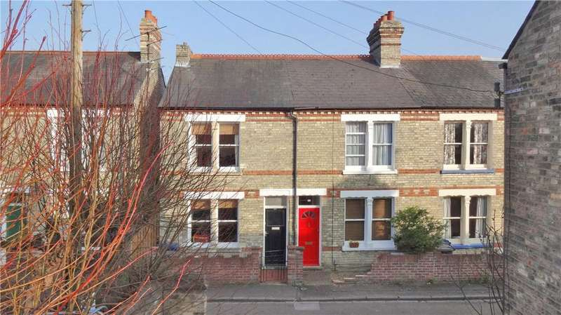 3 Bedrooms Terraced House for sale in Springfield Road, Cambridge, CB4