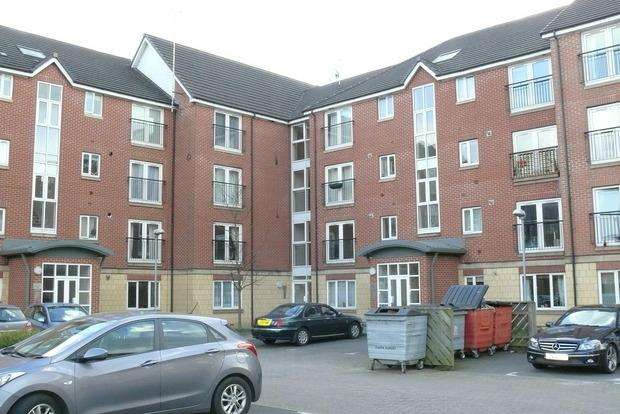 2 Bedrooms Apartment Flat for sale in Balfour Close, Kingsthorpe Hollow, Northampton, NN2