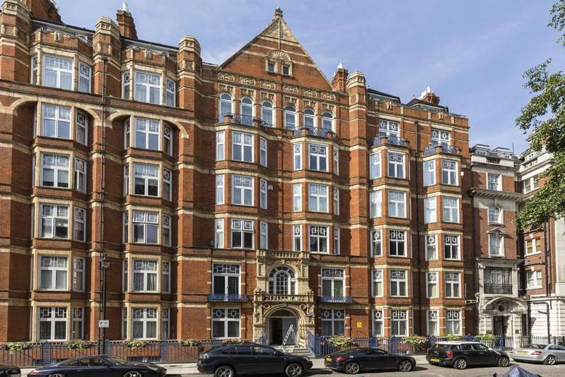 4 Bedrooms Flat for sale in Bickenhall Street, Marylebone, W1U