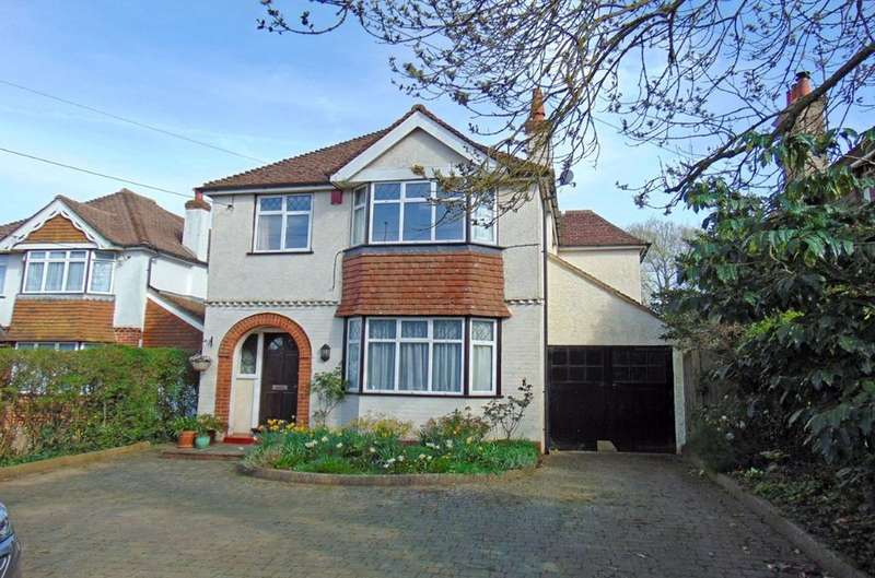 4 Bedrooms Detached House for sale in Western Road Hurstpierpoint West Sussex BN6
