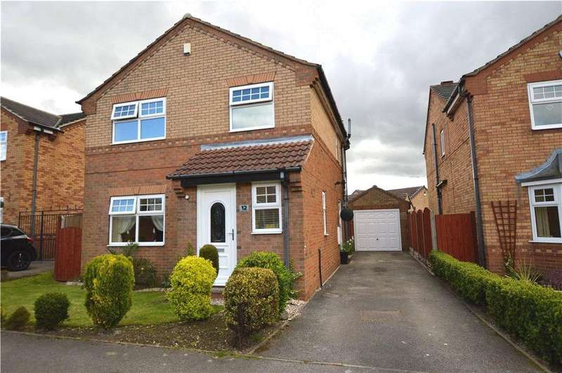 3 Bedrooms Detached House for sale in Hopefield Green, Rothwell, Leeds, West Yorkshire