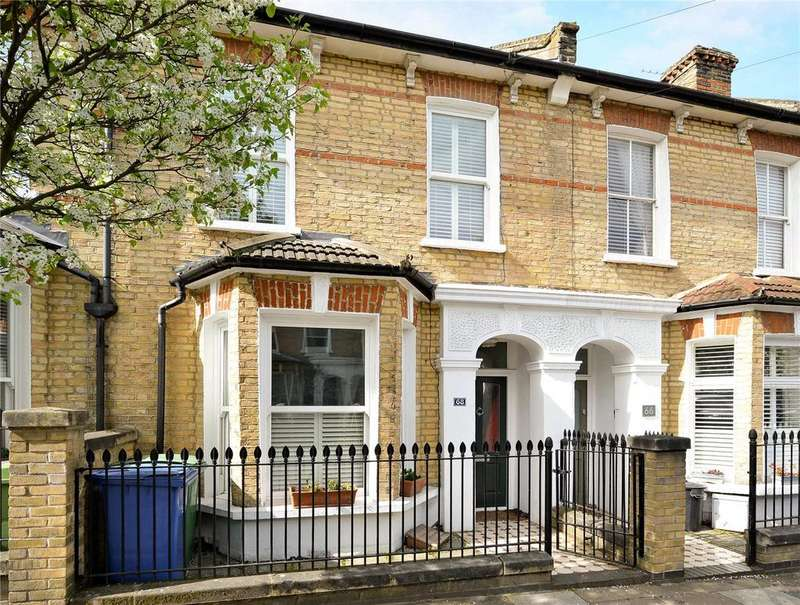5 Bedrooms Terraced House for sale in Maxted Road, Peckham Rye, London, SE15