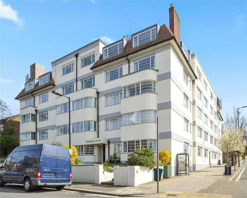 2 Bedrooms Flat for sale in Forest Hill Road, East Dulwich, London, SE22
