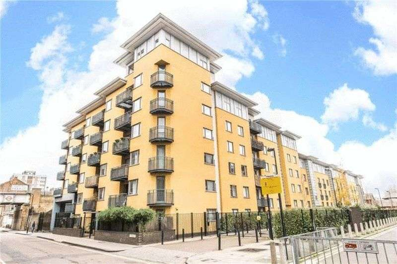 3 Bedrooms Flat for sale in Nichols Court, 10 Cremer Street, E2