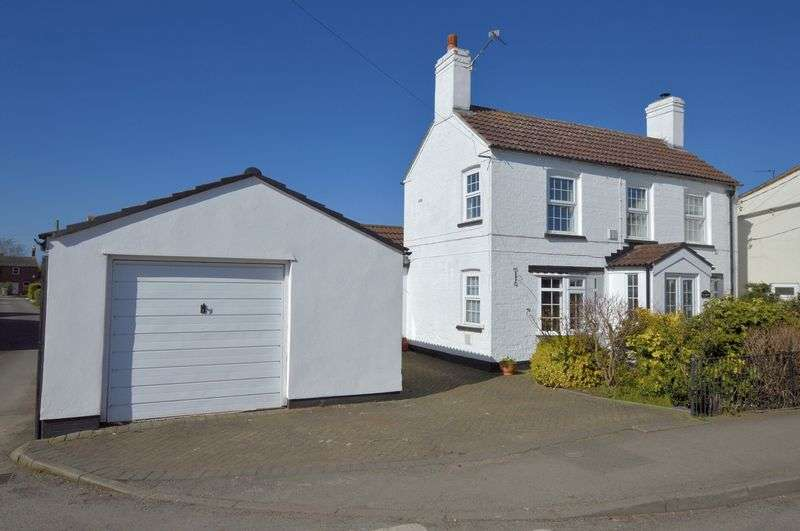 3 Bedrooms Detached House for sale in Ty Gwyn, 12 Dogdyke Road, Coningsby