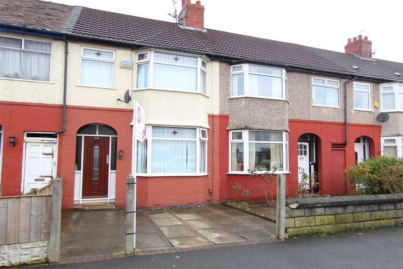 3 Bedrooms Town House for sale in Renville Road, Broadgreen, Liverpool