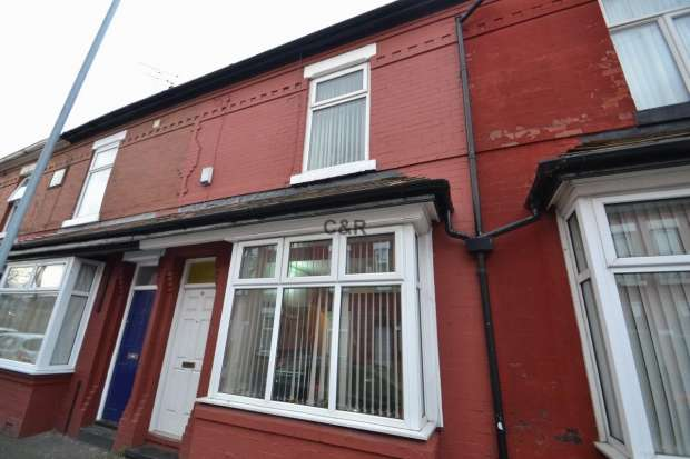 3 Bedrooms Terraced House for sale in Hibbert Street Rusholme Manchester