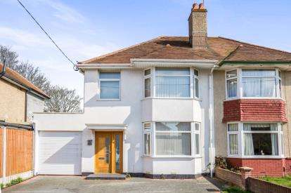 3 Bedrooms Semi Detached House for sale in Redbridge, Southampton