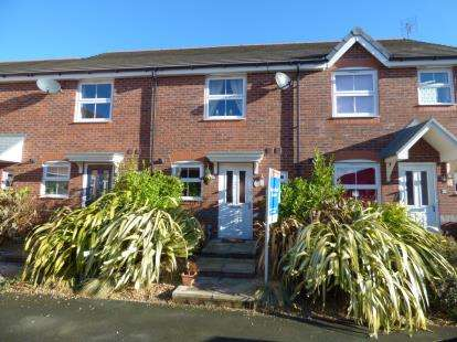 2 Bedrooms Terraced House for sale in Coleman Road, Brymbo, Wrexham, Wrecsam, LL11
