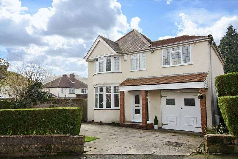 4 Bedrooms Detached House for sale in Fairview Road, Penn, Wolverhampton