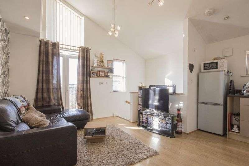 1 Bedroom Maisonette Flat for sale in Ariel Close, Newport