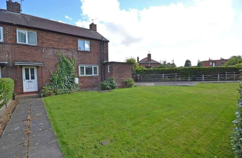 3 Bedrooms Semi Detached House for sale in Newsholme Lane, Durkar, Wakefield
