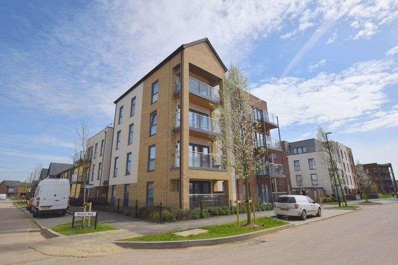 2 Bedrooms Flat for sale in Wizard Way, Oakgrove, Milton Keynes