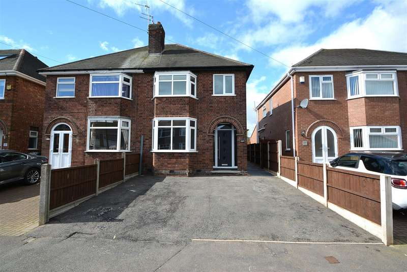 3 Bedrooms Semi Detached House for sale in Bennett Street, Long Eaton