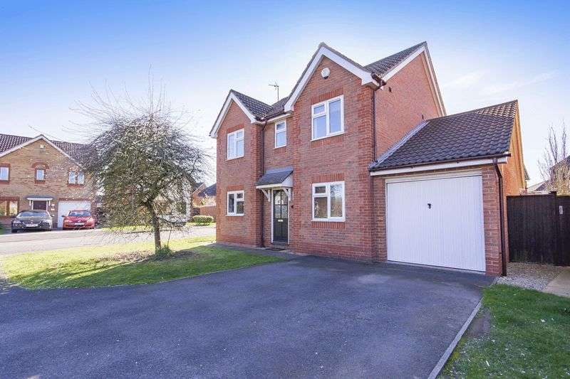 4 Bedrooms Detached House for sale in MOUNTFIELD WAY, BOULTON LANE