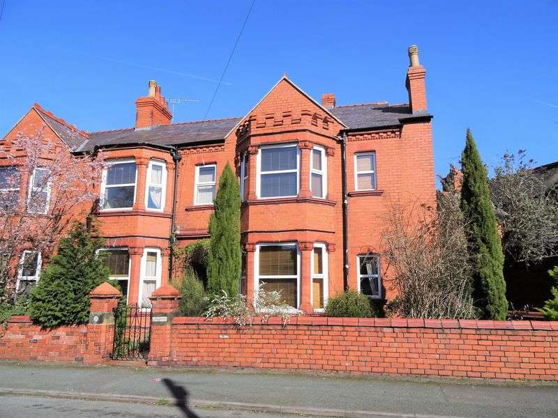 4 Bedrooms House for sale in Gerald Street, Wrexham