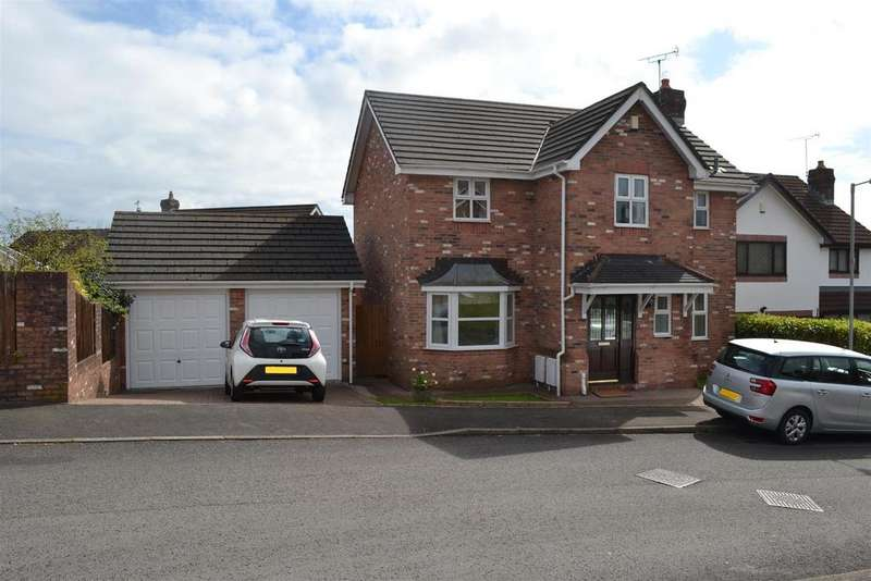 4 Bedrooms House for sale in Roger Beck Way, Sketty, Swansea