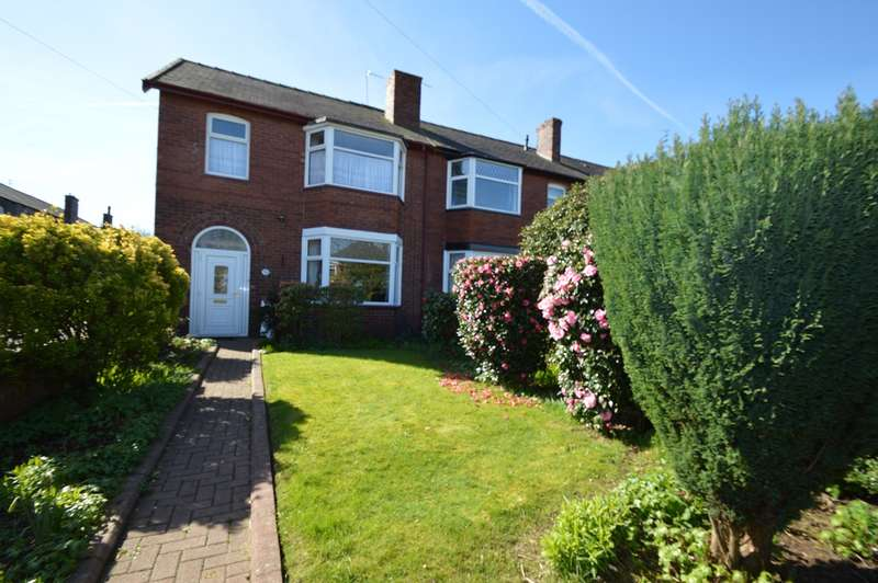 3 Bedrooms End Of Terrace House for sale in Brookdene Road, Unsworth, Bury, BL9