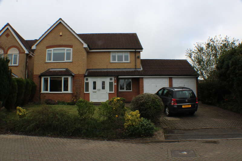 5 Bedrooms Detached House for sale in Stanmore Close, Nuthall