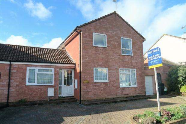 4 Bedrooms Link Detached House for sale in Ryepool, Bishops Lydeard, Taunton TA4