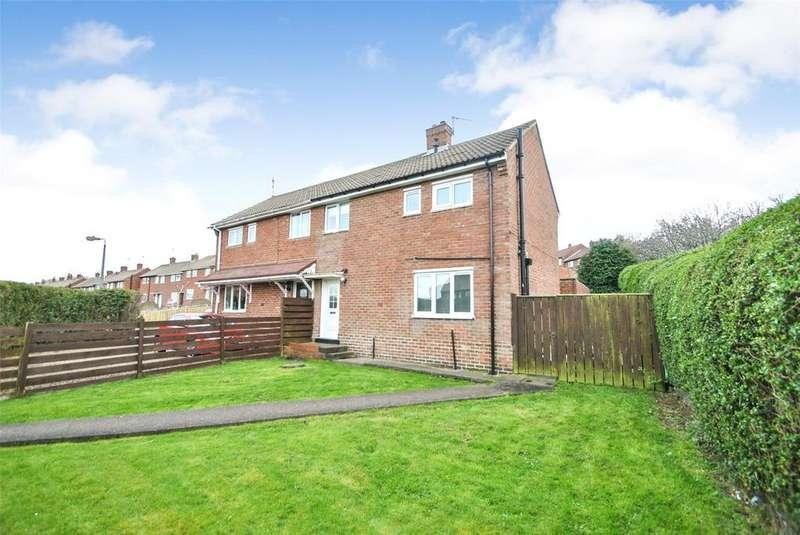 2 Bedrooms Semi Detached House for sale in Melrose Crescent, Seaham, Co Durham, SR7