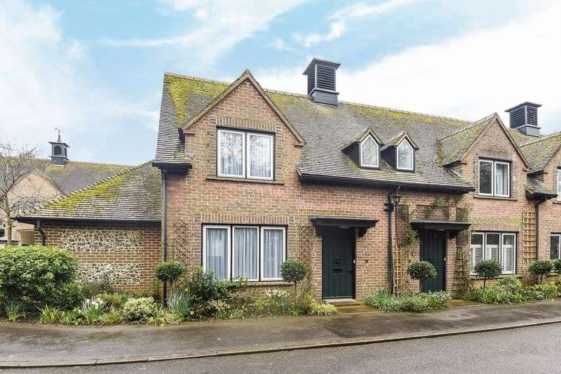 2 Bedrooms Cottage House for sale in Hildesley Court, East Ilsley, Newbury