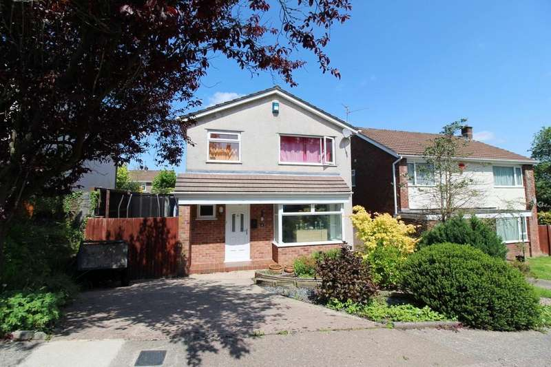4 Bedrooms Detached House for sale in Maple Tree Close, Radyr