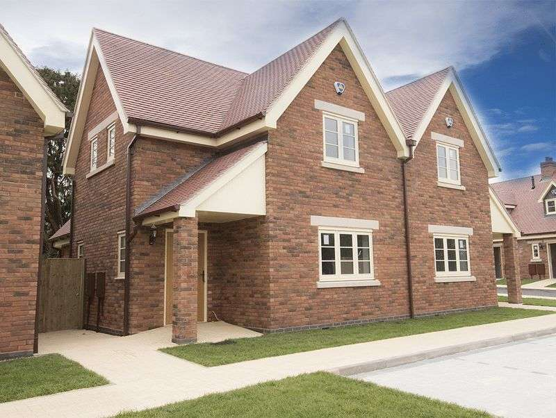 3 Bedrooms Semi Detached House for sale in 10, St Cassian's Way, Chaddesley Corbett