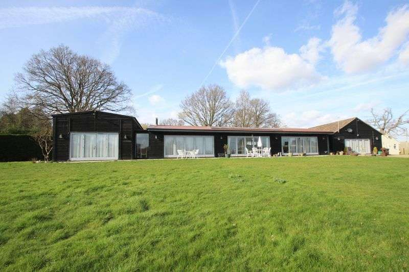 6 Bedrooms Detached House for sale in Ashes Lane, Tonbridge