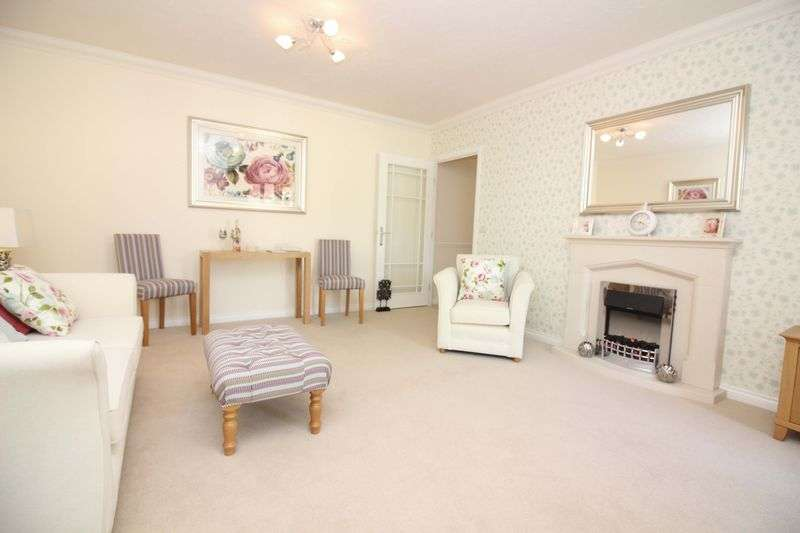 1 Bedroom Retirement Property for sale in St. Peters Road, Portishead