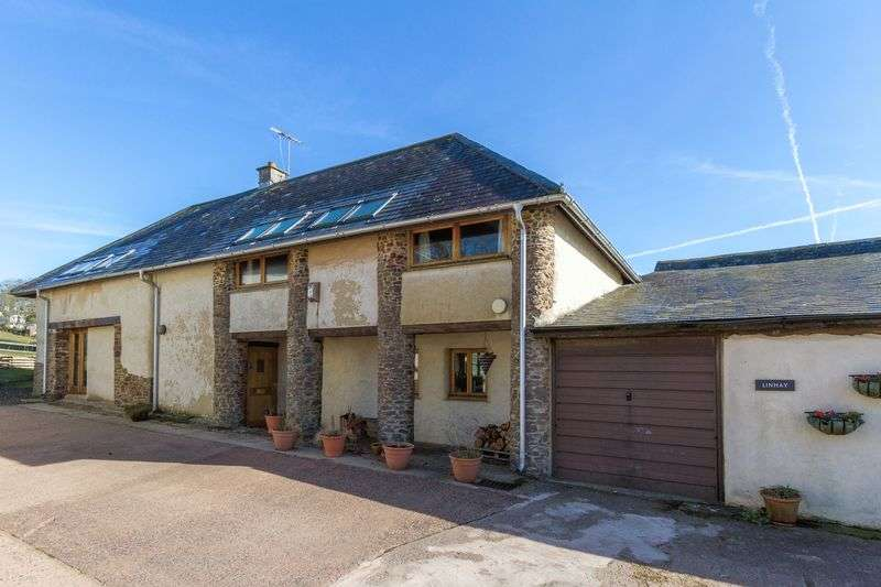 5 Bedrooms Detached House for sale in Higher Nichols Nymet, North Tawton