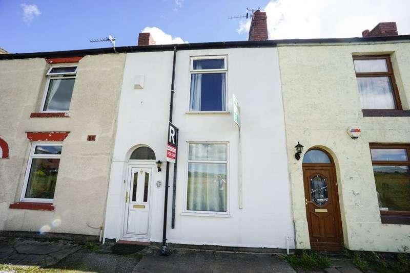 2 Bedrooms Terraced House for sale in Hope Street,Blackrod