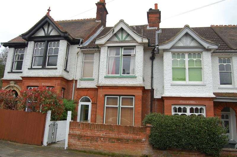 4 Bedrooms Terraced House for sale in Broom Hill Road, Ipswich