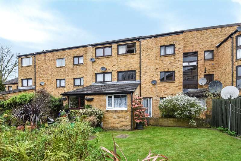 1 Bedroom Apartment Flat for sale in Lawn Road, Uxbridge, Middlesex, UB8