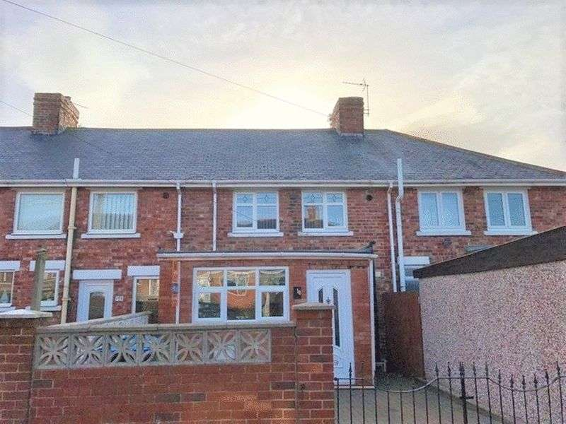 3 Bedrooms Terraced House for sale in 10 Milton Lane, Easington - 3 Bedroom
