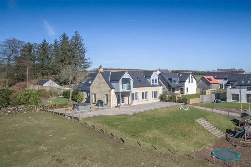 4 Bedrooms Detached House for sale in 8 Netherhall Steadings, Milnathort, Kinross-Shire, KY13
