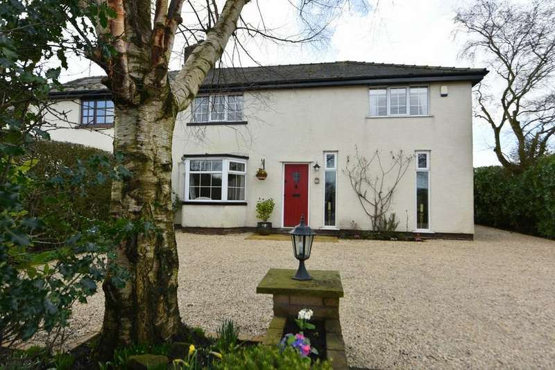 4 Bedrooms Semi Detached House for sale in Spa Lane, Lathom
