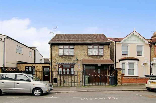 2 Bedrooms Detached House for sale in Beatrice Road, Walthamstow, London