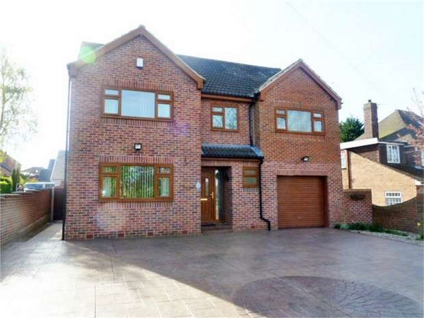 4 Bedrooms Detached House for sale in Lee Lane, Royston, Barnsley, South Yorkshire