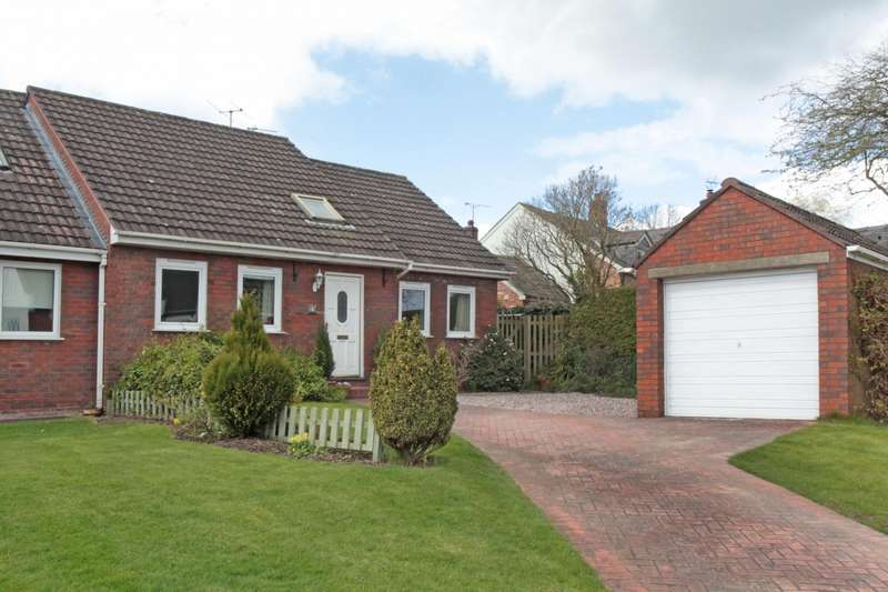 2 Bedrooms House for sale in 2 bedroom House Semi Detached in Eaton
